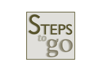 Logo Steps To Go in Pittem