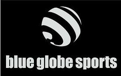 Logo Blue Globe Sports in Deinze