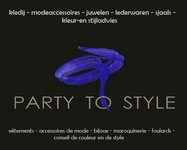 Logo Party to Style in Sint-Genesius-Rode