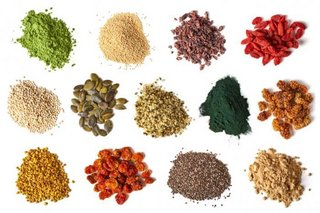 Superfoods bij Shopa