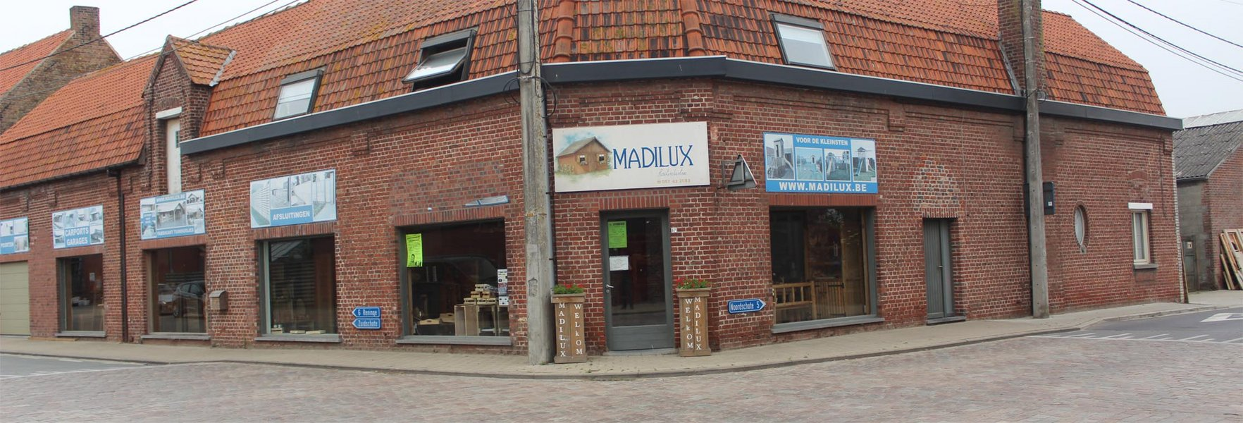 Header Madilux in Zuidschote