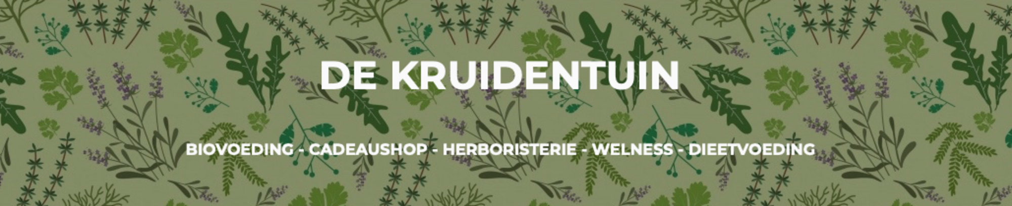 Header De Kruidentuin in Tongeren