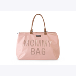 Childhome Mommy bag groot pink CWMBBP