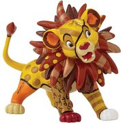 Disney by Britto The Lion King Simba Mini Stone Resin Figurine