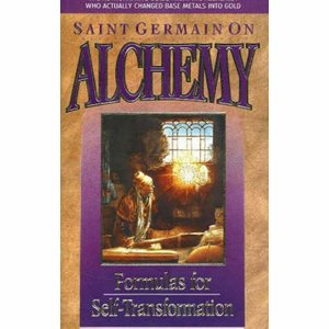 Boek Saint Germain on Alchemy - Saint Germain