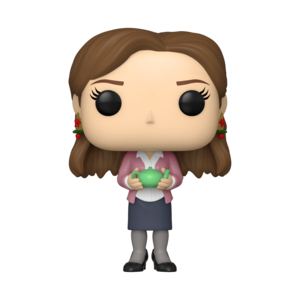 Pop! TV: The Office - Pam with Teapot and Note