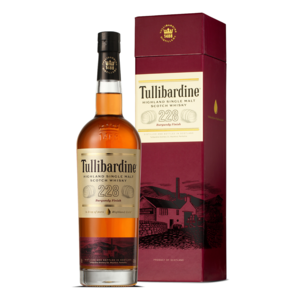 Tullibardine 228 Burgundy Finish, 70 cl | 43°