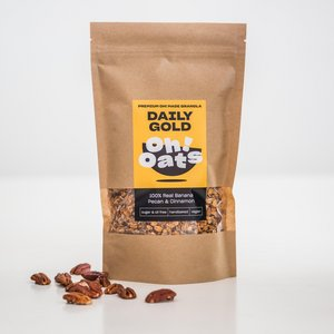 Oh!Oats - DAILY GOLD granola