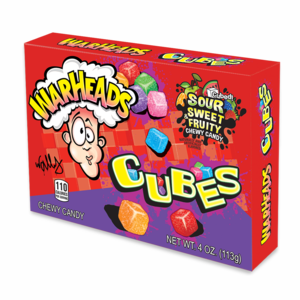 Chewy Cubes Box 113 gr.
