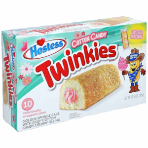 Twinkies Cotton Candy