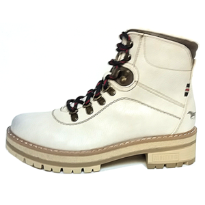 Mustang Bottines 1344602 ivoor