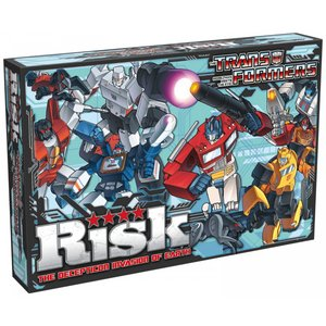 Risk: Transformers - The deception invasion of earth (English edition)