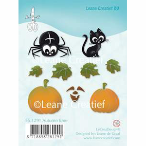 Clearstamp LeCreaDesign autumn time