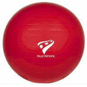 Rucanor Fitness Gym Ball 75 Red