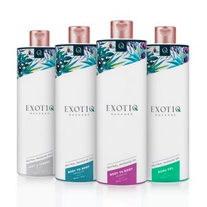 Exotiq Soft & Tender Massagemelk - 500 ml
