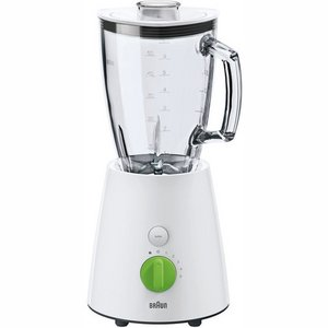 Braun Tribute Collection JB 3060 - Blender - Wit