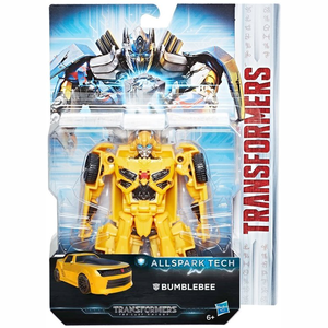 Transformers The Last Knight Power Cube Bumblebee Allspark Tech
