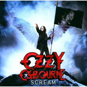 CD Scream -  Ozzy Osbourne