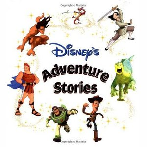 Boek Disneys Adventure Stories