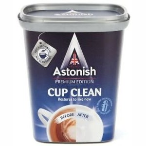 Astonish Cup clean