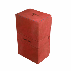 DECKBOX STRONGHOLD 200+ CONVERTIBLE RED