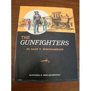 Boek The Gunfighters - Dale T Schoenberger