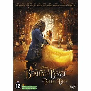 Beauty and the Beast - Disney - DVD