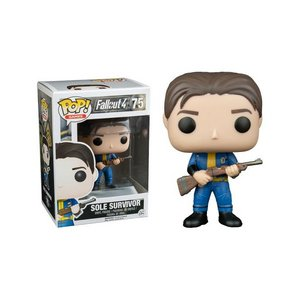 Pop! Games: Fallout: Sole Survivor