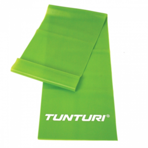 Tunturi Fitness Aerobic Band Medium Green - Fitnessband