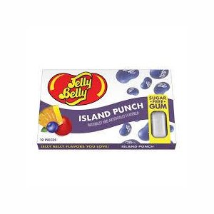 Jelly Belly Gum Island Punch 17 gr.