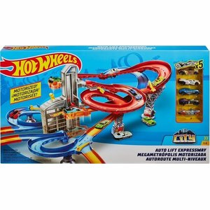 Hot Wheels - Auto Lift expressway