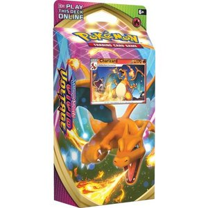 Pokemon Kaarten 04 Vivid Voltage Starter (EN) Charizard