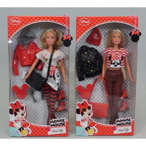 """Disney Minnie Mouse """"Urban Style"""" :"""