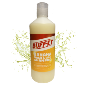 Buff-It Banana Wash&Wax