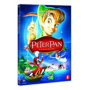 Peter Pan - Disney - DVD