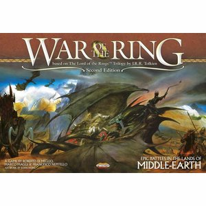 LOTR WOTR WAR OF THE RING 2ND ED