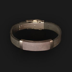EXCLUSIVE GEMINI BRACELETS M3 - BARBER STONE GREY