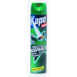Kapo Kaporex insecticide kruipende insecten - insectes rampants