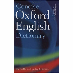 Boek The Concise Oxford English Dictionary