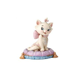 Disney Traditions - Marie On Pillow