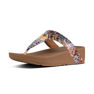 FitFlop Teenslippers R47 Lottie Flowercrush multicolor