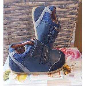 Peuter schoentjes Step up Navy Tumble Boot