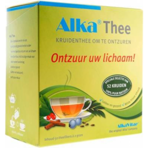 Alka Thee Zuur Base In Balans 50 Filters