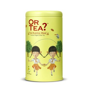 Or Tea? - The Playfull Pear - Blik