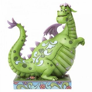 Disney Traditions - A Boy's Best Friend (Elliott Dragon Figurine)