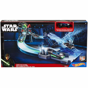 Hot Wheels - Star Wars - Throne Room Raceway - Troonkamer Racebaan