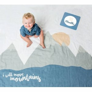 Swaddle & Cards - I will Move Mountains