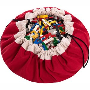Play & Go Speelmat Rood