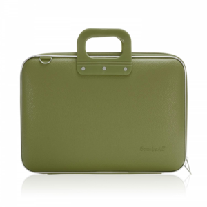 Bombata Laptoptas Classic Green 15,6""