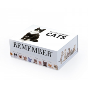 Remember Memory game cats 44 stuks